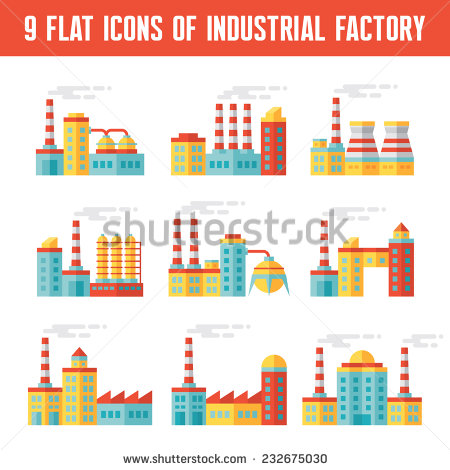 Industrial Site Stock Photos, Royalty.