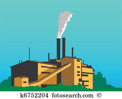 Industrial plant Clipart Royalty Free. 13,380 industrial plant.