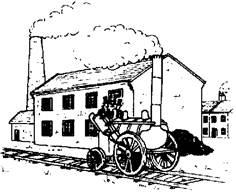 Industrial revolution clipart.