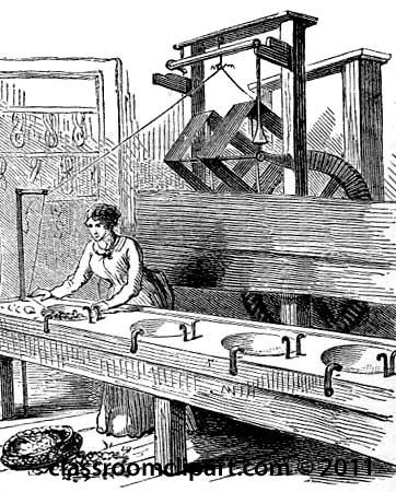 Industrial Revolution : SEG_106A : Classroom Clipart.