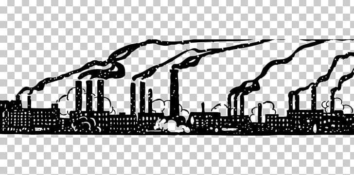 Industry Industrial Revolution Factory PNG, Clipart, Art, Black And.