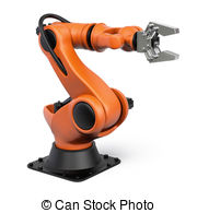 Industrial robots Clip Art and Stock Illustrations. 3,414.