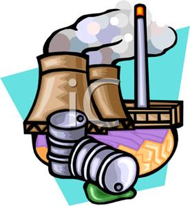 Industrial waste clipart #13