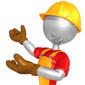 Industrial Worker Stock Illustrations.
