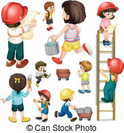 Industrious Clip Art and Stock Illustrations. 145 Industrious EPS.
