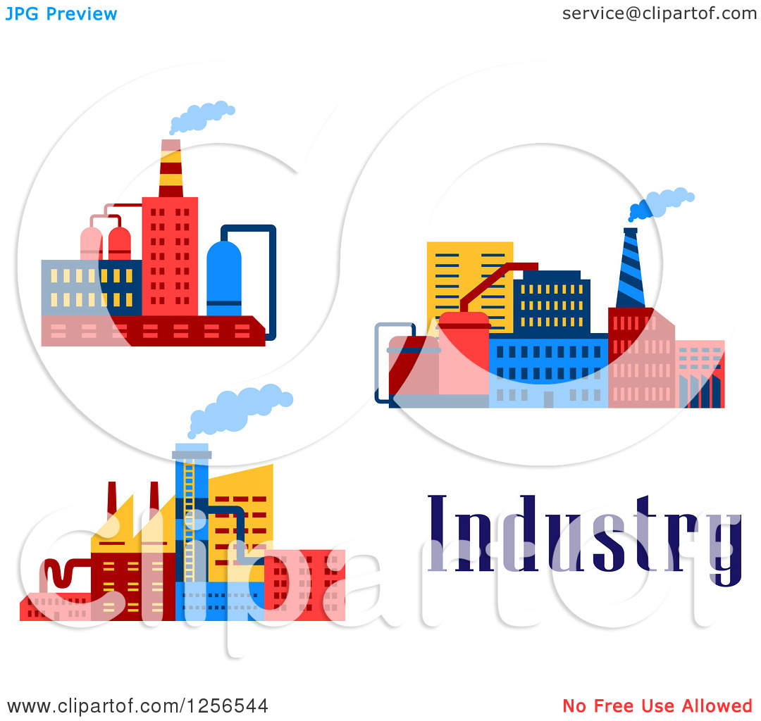 Industry Clipart Free.