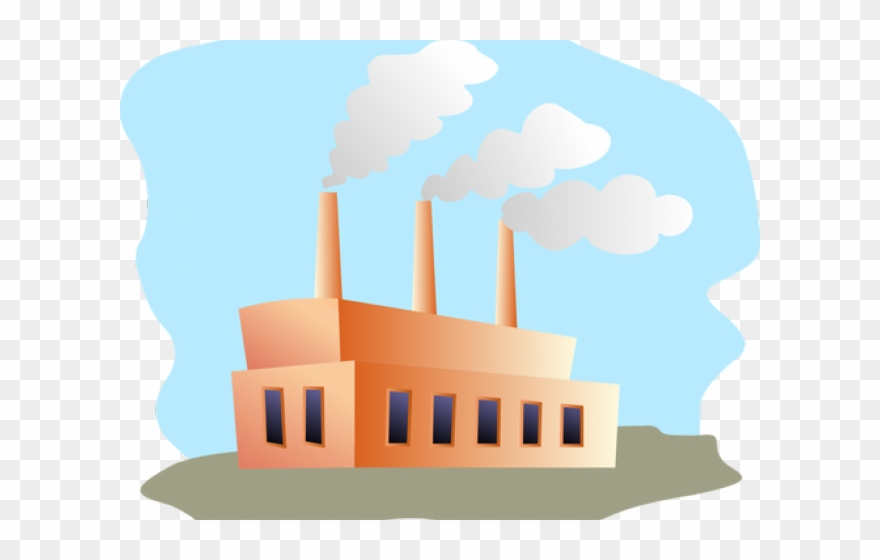 Factory Clipart Pharmaceutical Industry.
