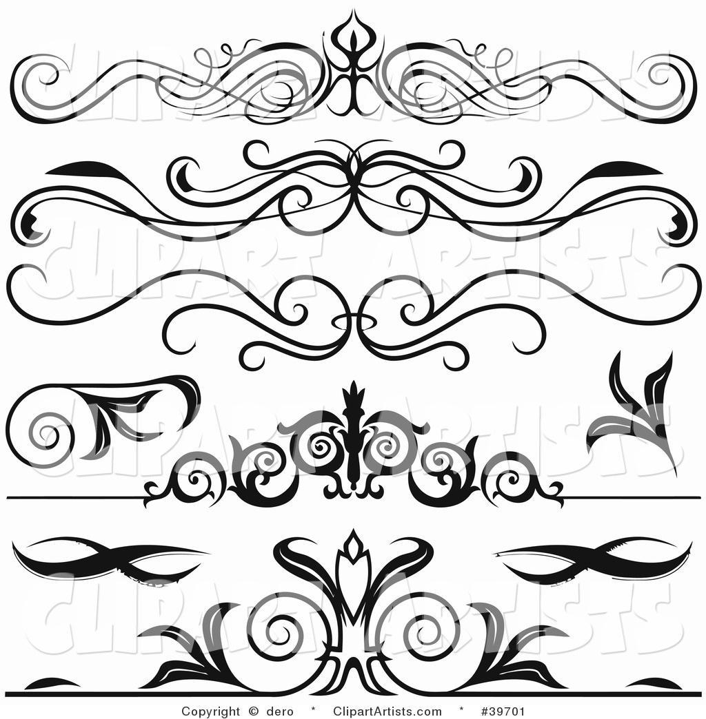 Clip art line art.