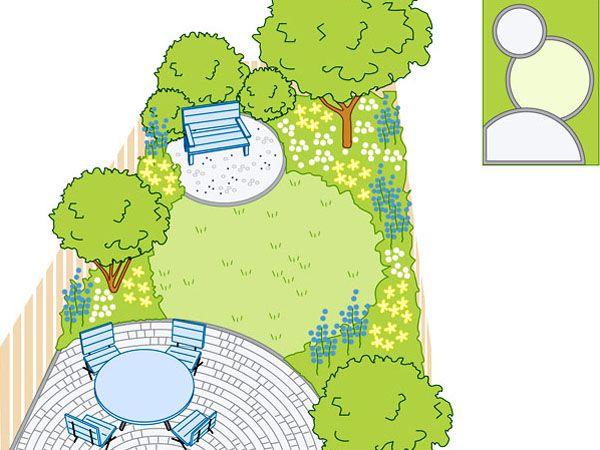 """Über 1.000 Ideen zu """"Design Kleiner Gärten auf Pinterest""""."""