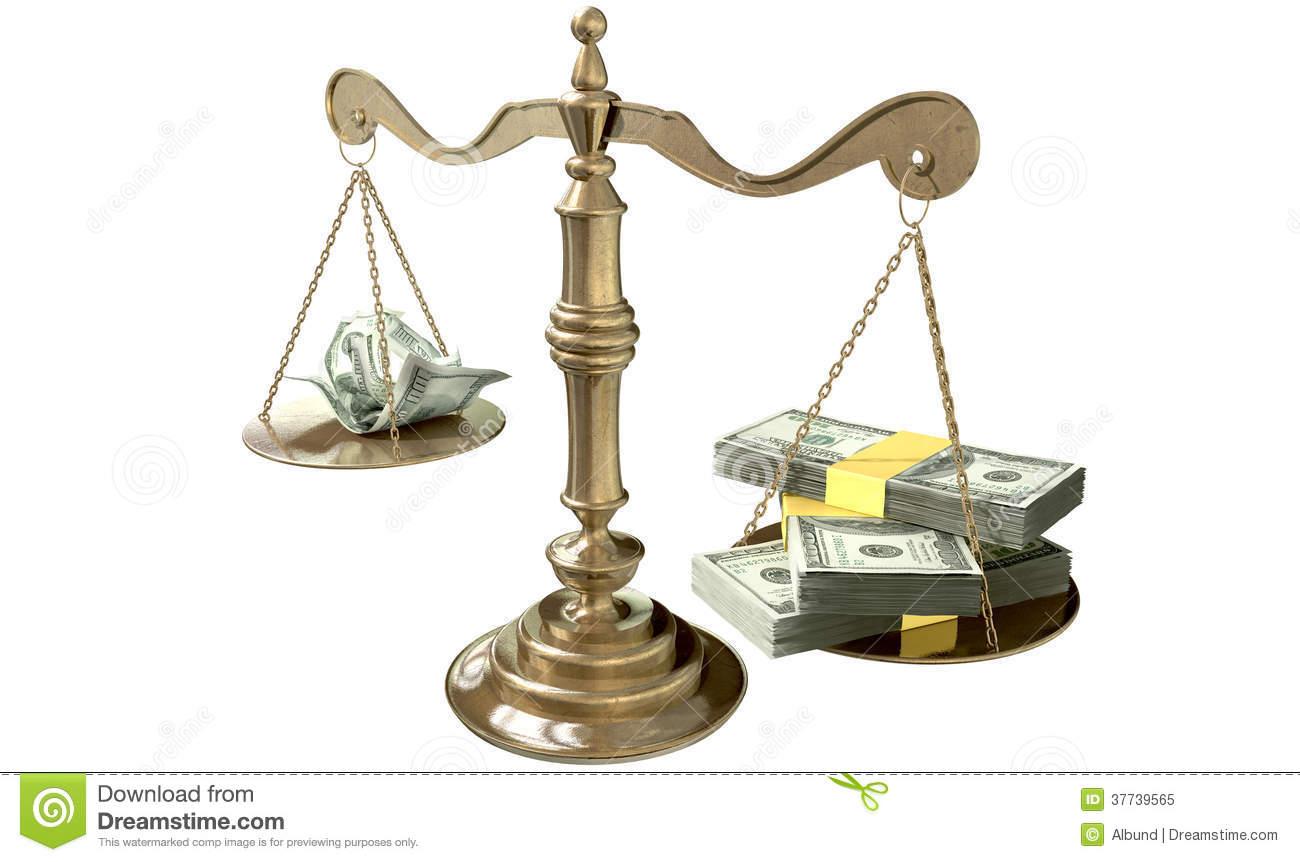 Inequality Stock Illustrations.