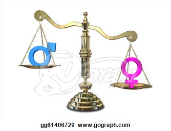 Inequality clipart.