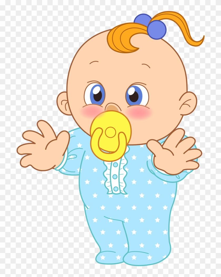 Bebê & Gestante Baby Girl Clipart, Baby Clip Art, Baby.