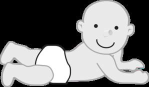 Infant Stretching Clip Art at Clker.com.