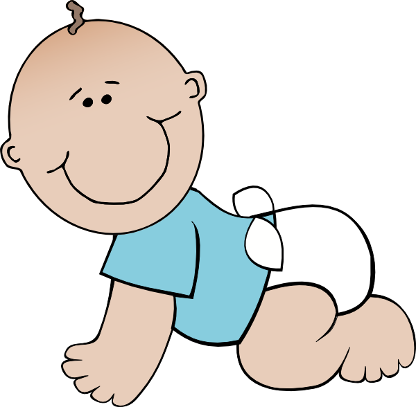 Infant Clipart.
