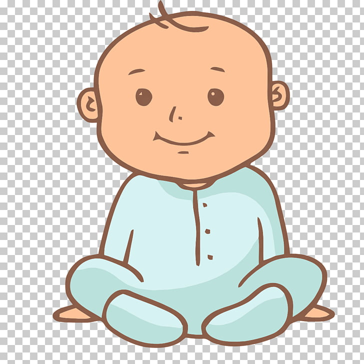 Infant Sitting , Free baby sitting clip buckle PNG clipart.