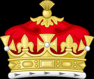 Corona de infante.