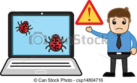 Infected clipart.