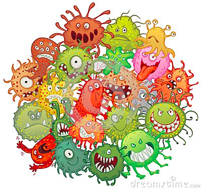 Infectious disease clipart 2 » Clipart Station.