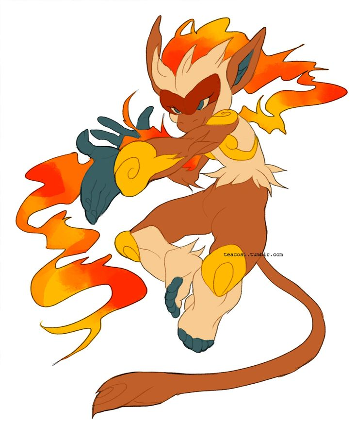 17 Best images about Infernape on Pinterest.