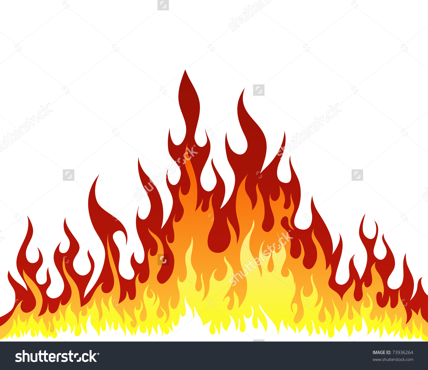 Inferno clipart.