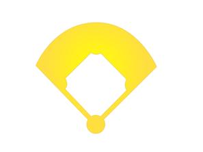 Baseball Infield 3 Clip Art at Clker.com.
