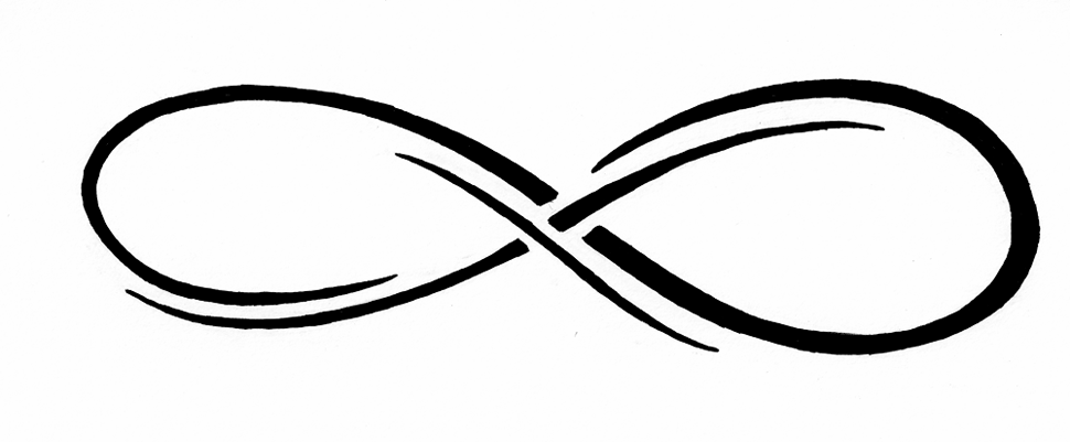 Infinity Sign.