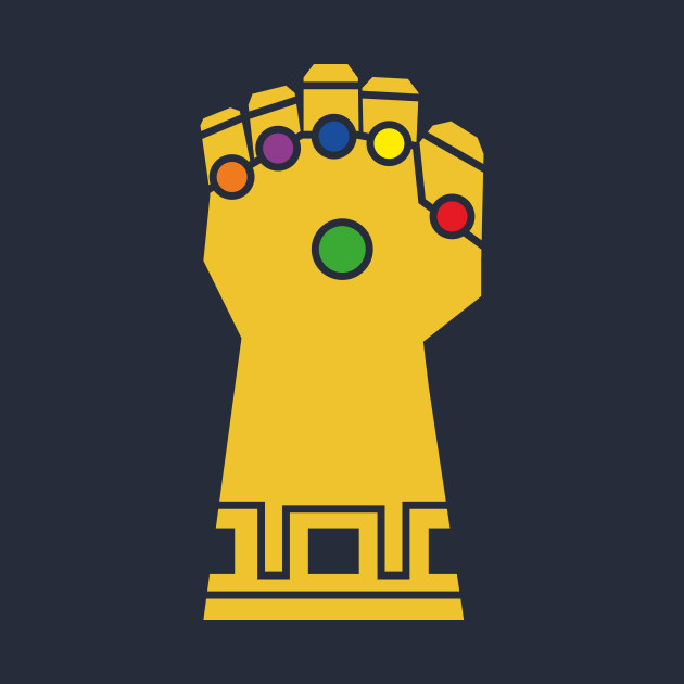 Infinity war gauntlet avengers clipart 4 » Clipart Station.