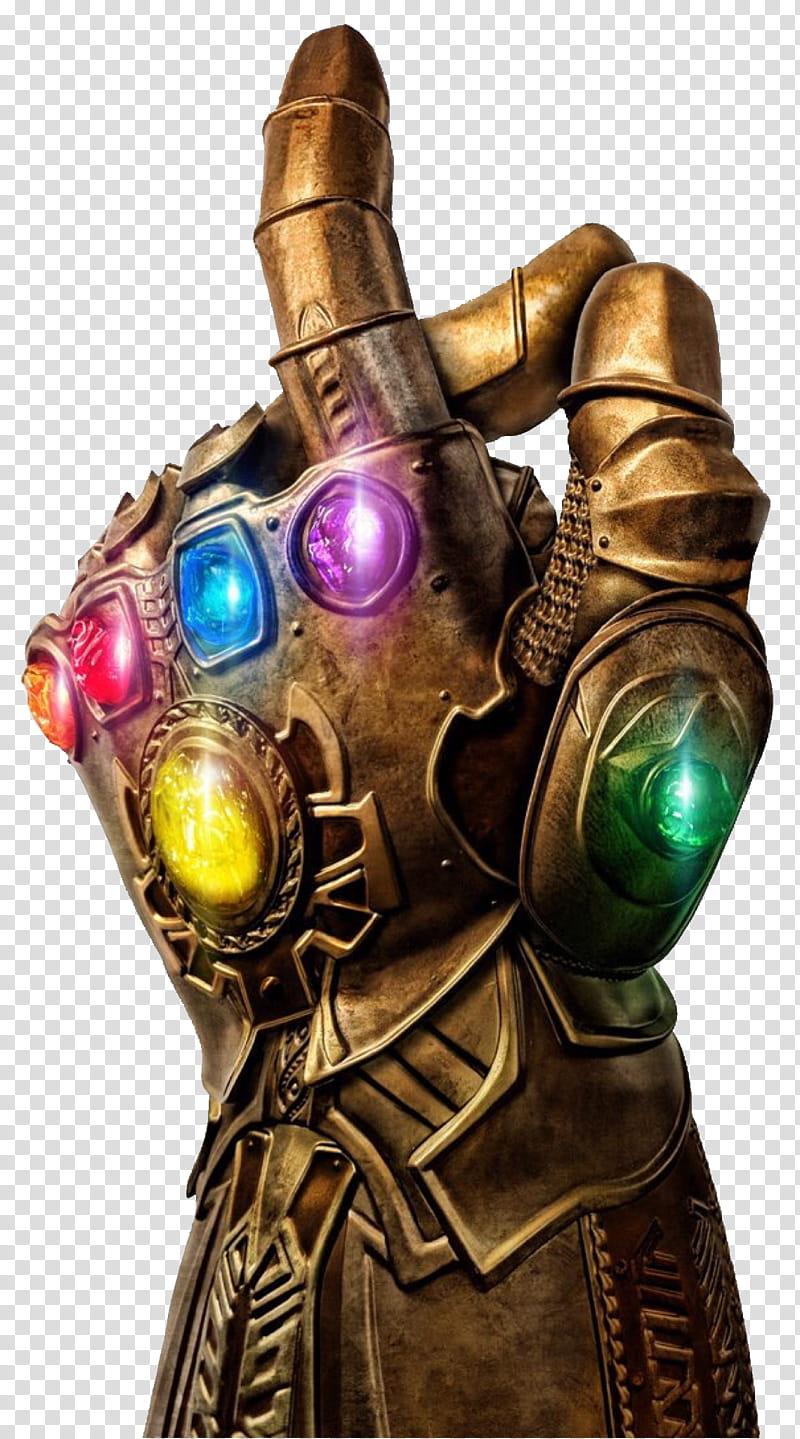 Infinity Gauntlet, Infinity Gauntlet transparent background.