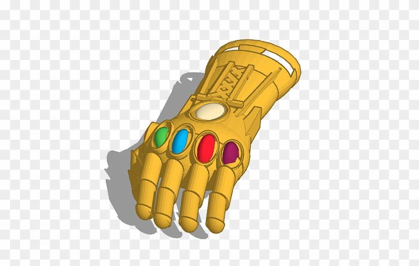 Infinity Gauntlet Png Image.