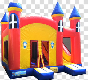 Juegos inflables Party Game Inflatable Bouncers Recreation.