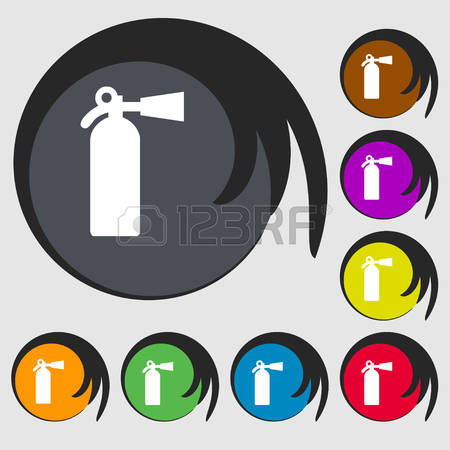 Inflammable Alarm Stock Vector Illustration And Royalty Free.
