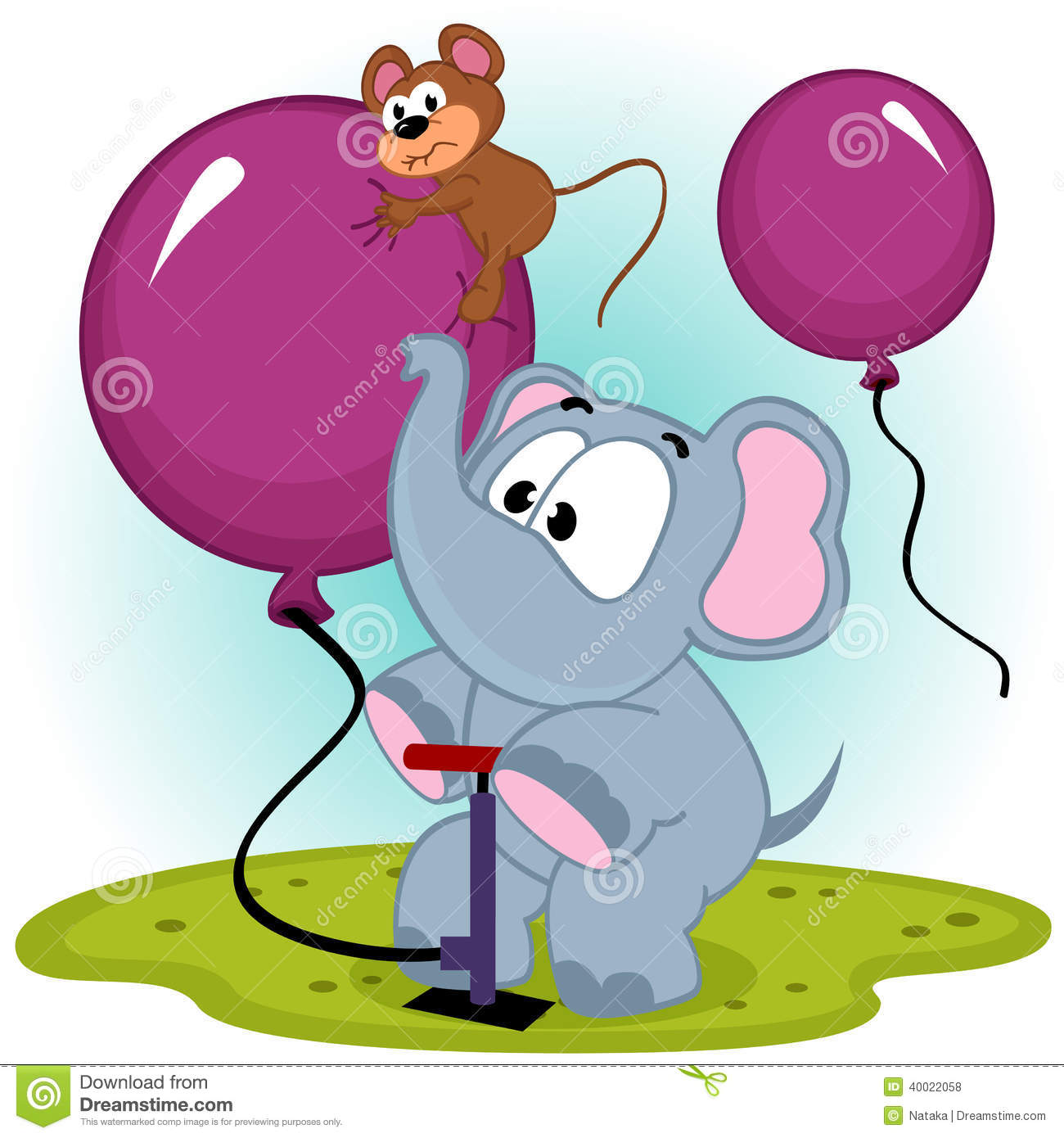 Showing post & media for Inflating balloon cartoon.