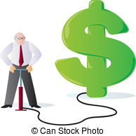Inflation Illustrations and Clip Art. 14,579 Inflation royalty.
