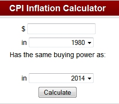 How Do I Calculate the Inflation Rate?.