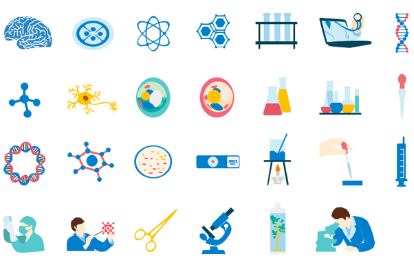 What is the best source of good clipart to create infographics?.