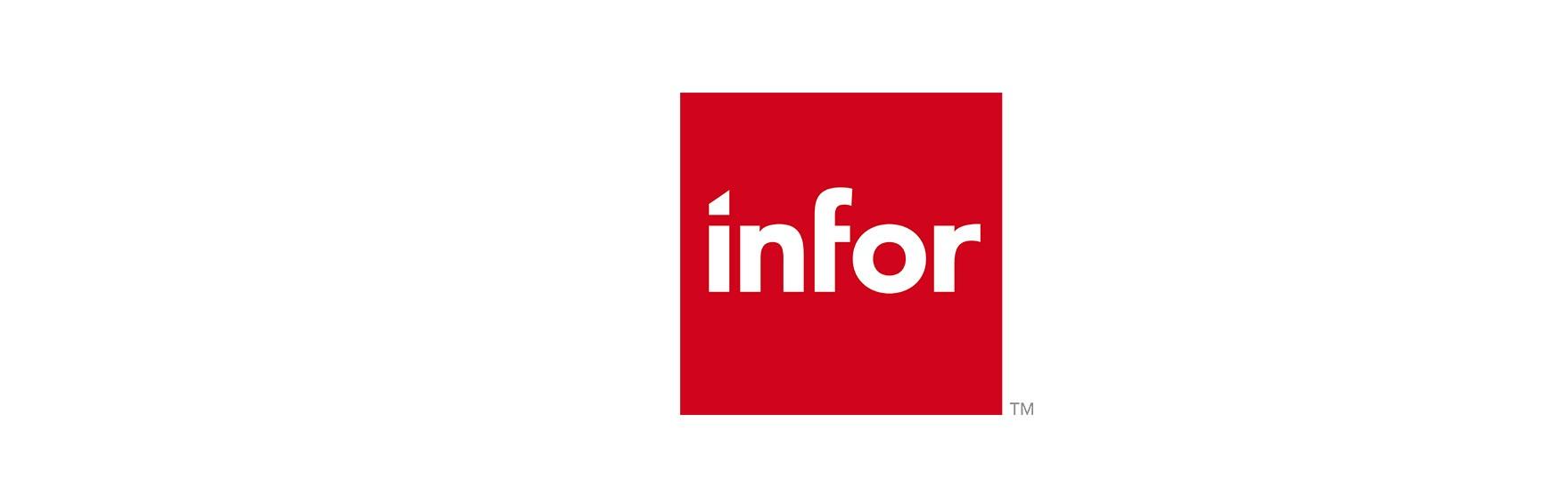 Infor Sponsor.