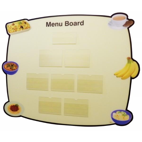 Information Boards.