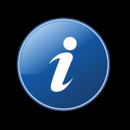 Information symbol clip art.