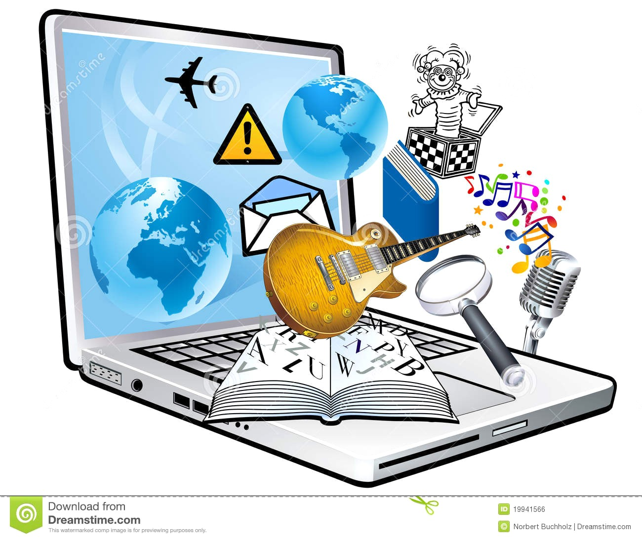 Information technology clipart 7 » Clipart Station.