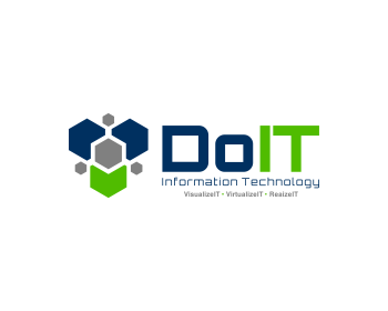 DoIT Information Technology logo design contest.