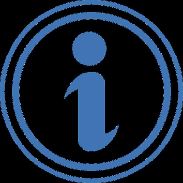 Information Circle Icon.