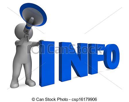 Illustration de information, annonce, information, faq, informer.