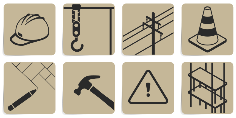 Infrastructure Clipart.