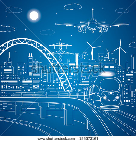 Infrastructure Lizenzfreie Bilder und Vektorgrafiken kaufen.