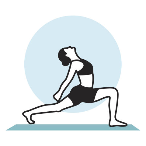 Mandy Ingber Yoga Moves.