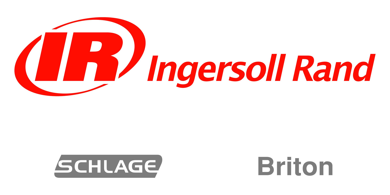 Ingersoll rand Logos.