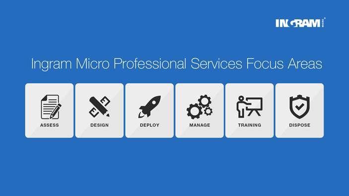Ingram Micro Inc Logo.