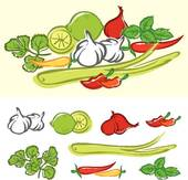 Ingredient Clip Art Vector Graphics. 56,755 ingredient EPS clipart.