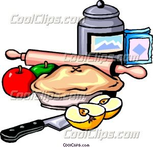 Apple pie ingredients, Clip art and Apple pies on Pinterest.