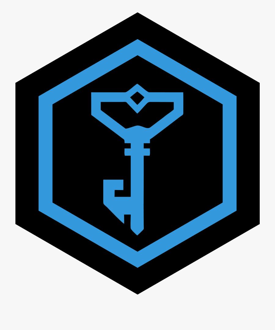 Niantic Ingress Resistance Logo Clipart , Png Download.